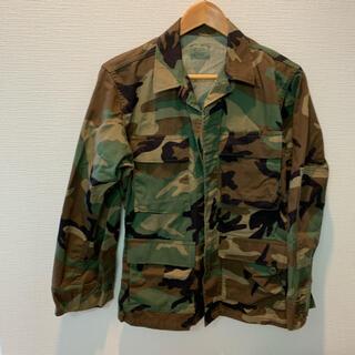 サンタモニカ(Santa Monica)のused カモ柄 army ジャケット(ミリタリージャケット)
