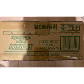 ポケモンカードゲームサン&ムーン ダブルブレイズ 1カートン12BOX(Box/デッキ/パック)