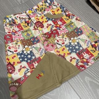ヒステリックグラマー(HYSTERIC GLAMOUR)のH.G.ヒステリック スカート 130センチ(スカート)