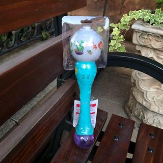 Disney - ディズニーリゾート アリエル シャボン玉 球体光ります