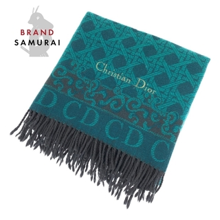 Christian Dior - クリスチャンディオール 大判 ストール ショール 103409