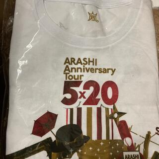 アラシ(嵐)の嵐 5x20 Tシャツ(男性アイドル)