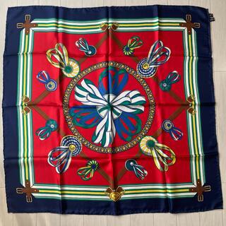 ロンシャン(LONGCHAMP)のLONG CHAMP スカーフ(バンダナ/スカーフ)