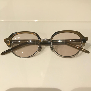 kearny uhuy セルロイド眼鏡 カーニー メガネ