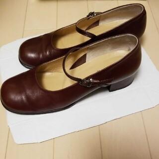 マリークラブ(Marie Club)のマリークラブ☆marie club レディース 革靴 ワインレッド 24cm(ハイヒール/パンプス)