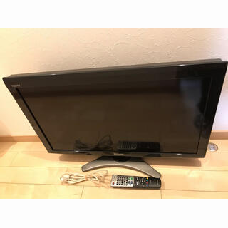 シャープ(SHARP)のSHARP AQUOS LC-32E8 32型 液晶テレビ(テレビ)
