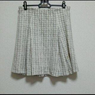オペークドットクリップ(OPAQUE.CLIP)の台形スカート◇オーペックドクリップ(ひざ丈スカート)