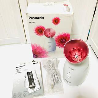 Panasonic - 美品 パナソニック スチーマー ナノケア EH-SA32