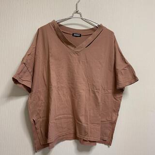 アナップ(ANAP)のアナップ デザイン Tシャツ(Tシャツ(半袖/袖なし))