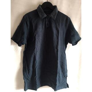グローバルワーク(GLOBAL WORK)の【ラギッド】 global work グローバルワーク ポロシャツ ダメージ加工(ポロシャツ)