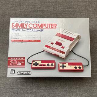 任天堂 - Nintendo  ニンテンドークラシックミニ ファミリーコンピュータ