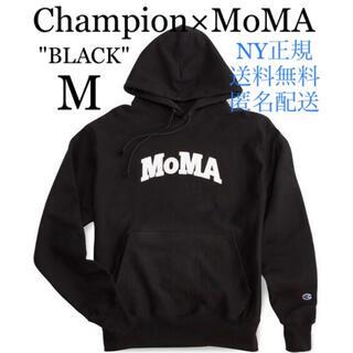 Champion - [NY正規] Champion MoMA チャンピオン モマ パーカー Mサイズ