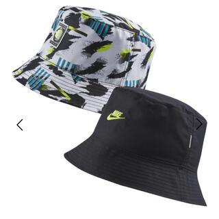 ナイキ(NIKE)のリバーシブル!NIKE 帽子 ハット 5-7(ハット)
