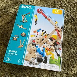 ブリオ(BRIO)のBRIO ブリオ ビルダーアクティビティセット 34588(知育玩具)