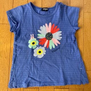 kladskap - 半袖Tシャツ☆110センチ ブルー