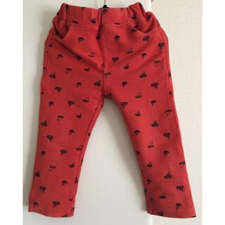 アカチャンホンポ(アカチャンホンポ)のキッズ 7分丈 ズボン パンツ サイズ100 ・110(パンツ/スパッツ)