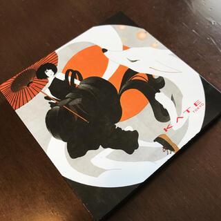 KATE - ケイト トーンディメンショナルパレット 東京ヲトギバナシ 狐火の合図