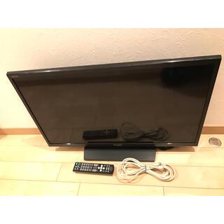 シャープ(SHARP)の2015年製 SHARP AQUOS LC-32H11 32型 液晶テレビ(テレビ)