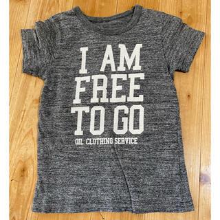 オイル(OIL)のOIL Tシャツ 120cm(Tシャツ/カットソー)