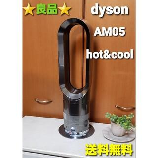 Dyson - ダイソン ファンヒーターAM05 リモコン・説明書付き