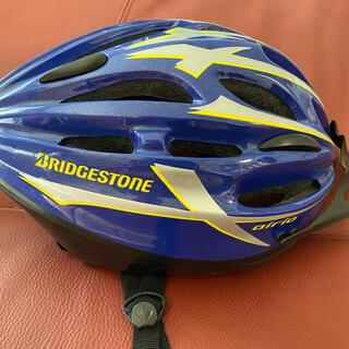 ブリヂストン(BRIDGESTONE)のブリヂストン BRIDGESTONE  airio ヘルメット キッズ(自転車)