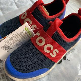 クロックス(crocs)のクロックス ウォーターシューズ 17.5cm(スニーカー)