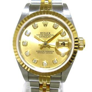 ロレックス(ROLEX)のROLEX(ロレックス) デイトジャスト 79173G(腕時計)