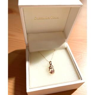 サマンサティアラ(Samantha Tiara)のSamantha Tiara ネックレス(値下げしました)(ネックレス)