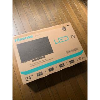 新品未開封 HISENSE 24A50 ハイセンス(テレビ)