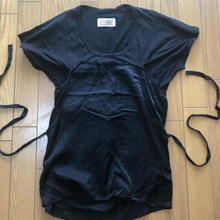 エムエムシックス(MM6)のMM6  トップス(カットソー(半袖/袖なし))