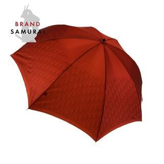 クリスチャンディオール(Christian Dior)のクリスチャンディオール 折り畳み傘 雨傘 日傘 101205(傘)