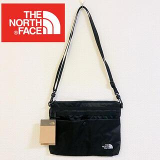 THE NORTH FACE - 韓国限定☆確実正規品/THE NORTH FACE/サコッシュ/ブラック☆