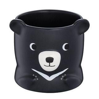 Starbucks Coffee - スターバックス:黒熊 マグカップ 熊 台湾 スタバ マグ