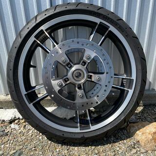 ハーレーダビッドソン(Harley Davidson)のハーレータイヤ、ホイールセット(タイヤ・ホイールセット)