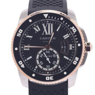 Cartier - カルティエ  カリブル ドゥ カルティエ ダイバー 腕時計