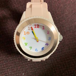 サクラクレパス(サクラクレパス)のクレパス時計 箱、保証書なし(腕時計)