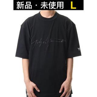 Y-3 - Y-3 ワイスリー   シグネチャー SIGNATURE   tシャツ Lサイズ