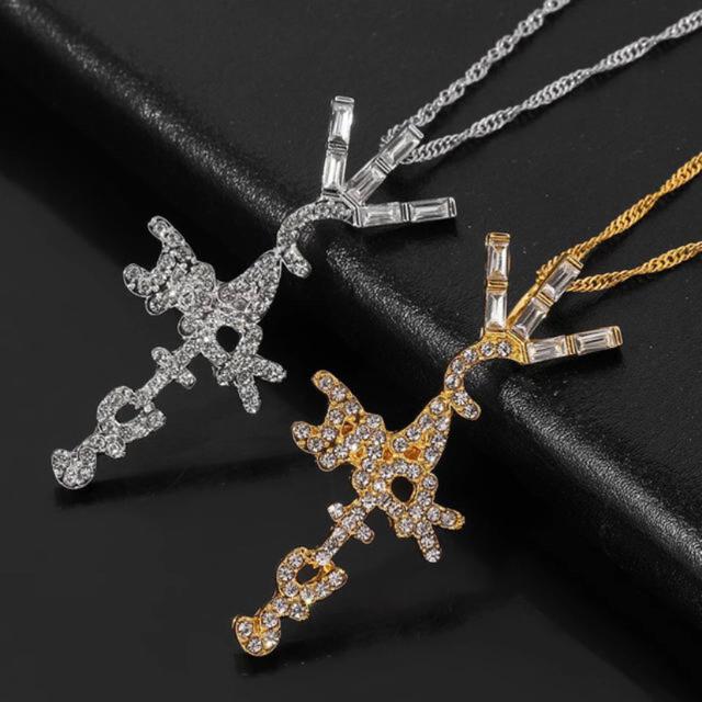 Supreme(シュプリーム)のTravis カクタスジャック ネックレス シルバー メンズのアクセサリー(ネックレス)の商品写真
