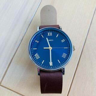 タイメックス(TIMEX)のTIMEX タイメックス 腕時計 サウスビューブラウン TW2R28700(腕時計(アナログ))