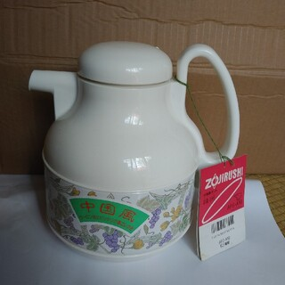 ゾウジルシ(象印)のZOJIRUSHI 中国風ポットオアシス 茶漉し付き(電気ポット)
