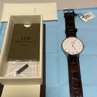 Daniel Wellington - 新品 未使用 ダニエルウェリントン 腕時計