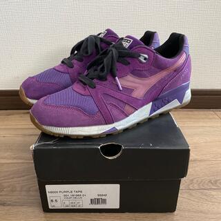 diadora  N9000 purple tape 27.0