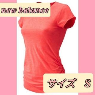 New Balance - 新品 ニューバランス new balance レディース 半袖 Tシャツ S