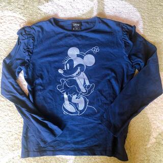 GU - ミニー ロングTシャツ140