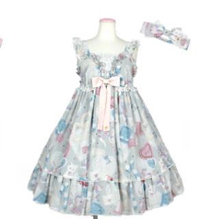 Angelic Pretty - My favorite room ジャンパースカート セット