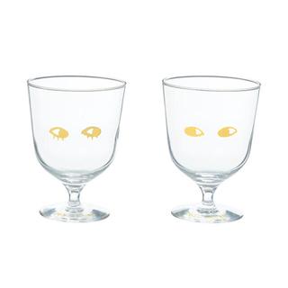 ウニコ(unico)のウニコ unico JOIE JOUER(ジョワジュエ) フリーグラスセット(グラス/カップ)