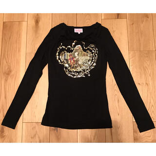 ヴィヴィアンウエストウッド(Vivienne Westwood)のヴィヴィアン 絵画プリントロンT(Tシャツ(長袖/七分))