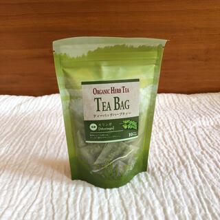 セイカツノキ(生活の木)の有機ハーブティー モリンガリーフ10TB(健康茶)