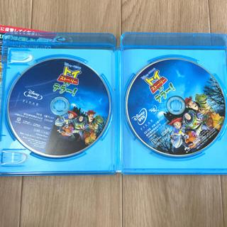 トイ・ストーリー - 美品!旅に便利!トイストーリー オブ テラー Blu-ray DVD
