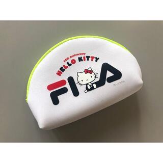 【新品】Hello Kitty ネオンジップなごきげんポーチ(ポーチ)
